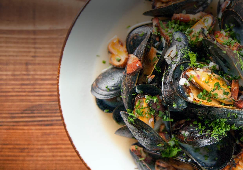 mussels slide